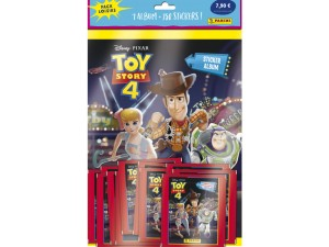 PANINI PACK LOISIRS TOY STORY 4