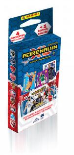 PANINI ADRENALYN XL LIGUE 1 2020-2021 BLISTER DE 4 POCHETTES