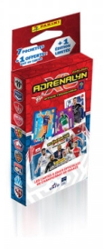PANINI ADRENALYN XL LIGUE 1 2020-2021 BLISTER DE 8 POCHETTES