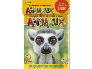 PANINI ANIMAUX 2020 PACK DE DEMARRAGE