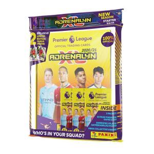 PANINI PREMIER LEAGUE ADRENALYN XL 2020-21 PACK DE DEMARRAGE