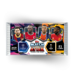 TOPPS MATCH ATTAX CHAMPIONS LEAGUE 2020-21 POCHETTE DE 7 CARTES