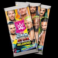TOPPS WWE SLAM ATTAX RELOADED 2020 MODELES DE POCHETTES DE 15 CARTES