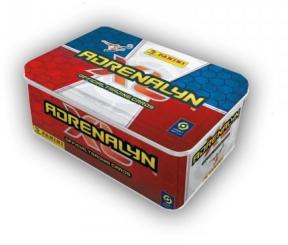 PANINI ADRENALYN XL LIGUE 1 2020-2021 BOITE EN METAL 8 POCHETTES