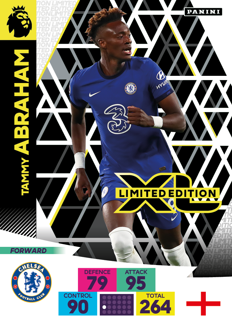 PANINI ADRENALYN XL PREMIER LEAGUE 2020-21 LE ABRAHAM