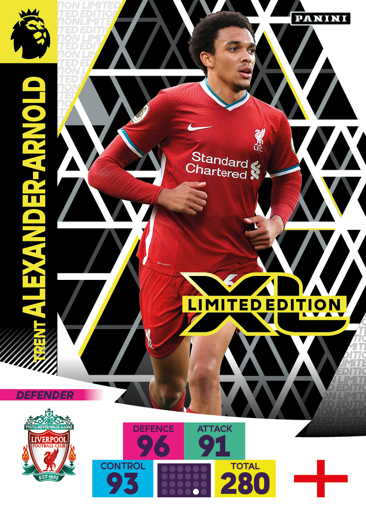 PANINI ADRENALYN XL PREMIER LEAGUE 2020-21 LE ALEXANDER-ARNOLD