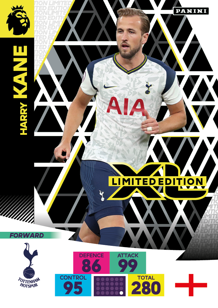 PANINI ADRENALYN XL PREMIER LEAGUE 2020-21 LE KANE