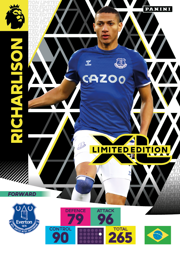 PANINI ADRENALYN XL PREMIER LEAGUE 2020-21 LE RICHARLISON