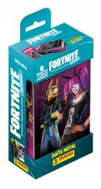 PANINI FORTNITE 2020 RELOADED BOITE METAL