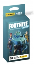 PANINI FORTNITE RELOADED FR BLISTER DE 4 POCHETTES