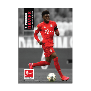 TOPPS ON DEMAND BUNDESLIGA SERIE 2 CARTE DAVIES