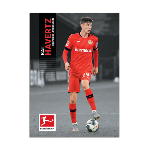 TOPPS ON DEMAND BUNDESLIGA SERIE 2 CARTE HAVERTZ