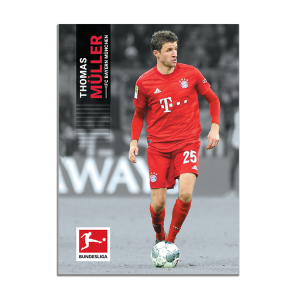 TOPPS ON DEMAND BUNDESLIGA SERIE 2 CARTE MULLER