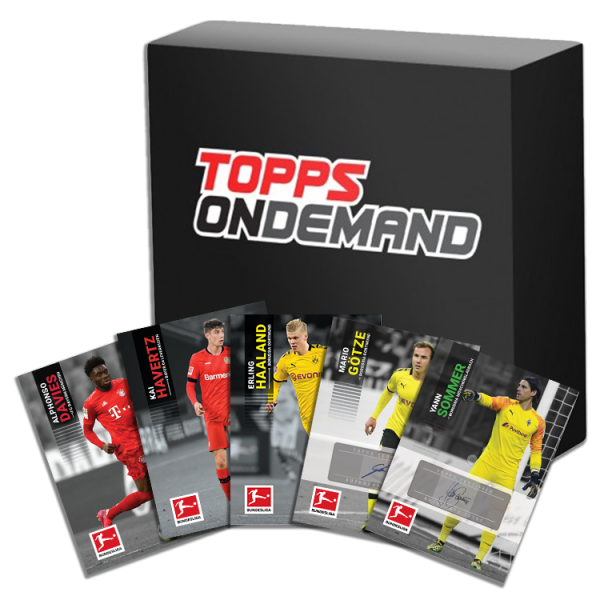 TOPPS ON DEMAND BUNDESLIGA SERIE 2 GENERAL