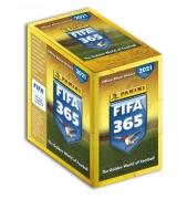 PANINI FIFA 365 STICKERS 2021 BOITE 50 POCHETTES