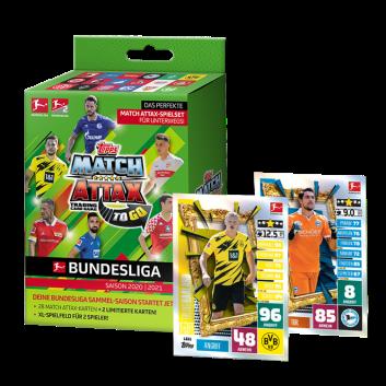 TOPPS MATCH ATTAX BUNDESLIGA 2020-21 BOX TO GO