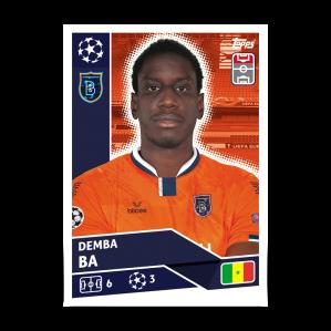 TOPPS UEFA CHAMPIONS LEAGUE 2020-21 BA