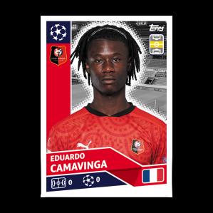 TOPPS UEFA CHAMPIONS LEAGUE 2020-21 CAMAVINGA