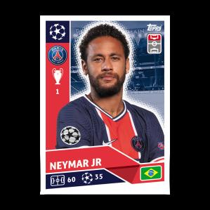 TOPPS UEFA CHAMPIONS LEAGUE 2020-21 NEYMAR