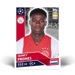 TOPPS UEFA CHAMPIONS LEAGUE 2020-21 PROMES