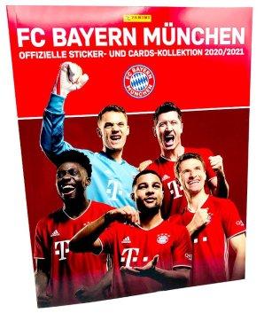 PANINI FC BAYERN MUNICH 2020-2021 ALBUM