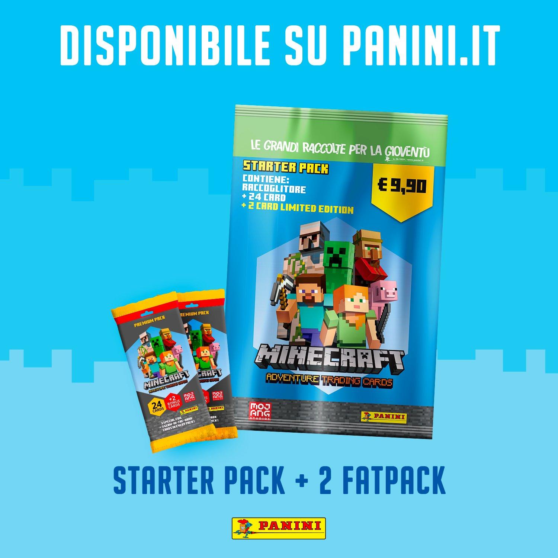 PANINI MINECRAFT 2021 VISUEL RS 03