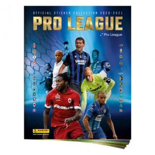 PANINI PRO LEAGUE STICKERS 2020-2021 ALBUM