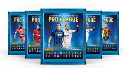 PANINI PRO LEAGUE STICKERS 2020-2021 POCHETTES DE 5 STICKERS