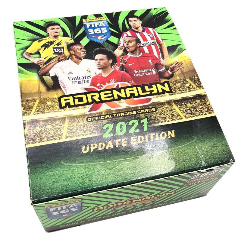 PANINI ADRENALYN XL FIFA 365 2021 UPDATE EDITION BOITE 36 POCHETTES