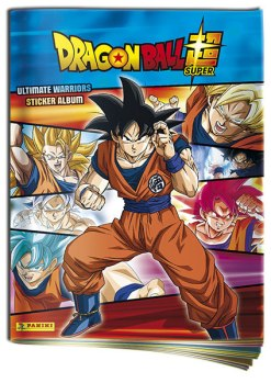 PANINI DRAGON BALL SUPER STICKERS 2021 ALBUM