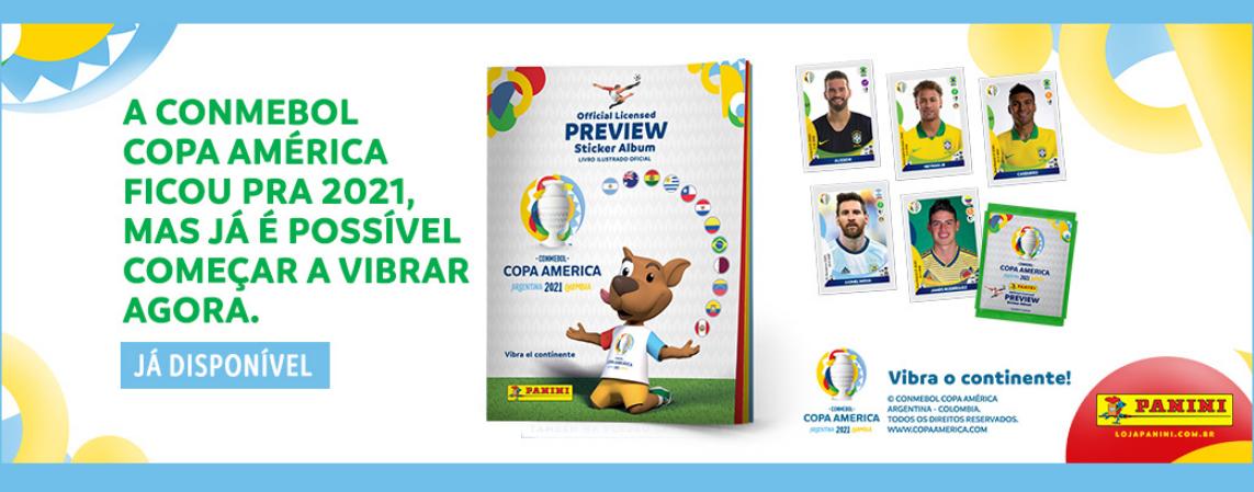Pérou 2019 3 Reyes CONMEBOL Brésil copa america autocollant football Pack