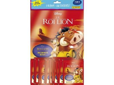 PANINI PACK LOISIRS 2021 HIVER LE ROI LION
